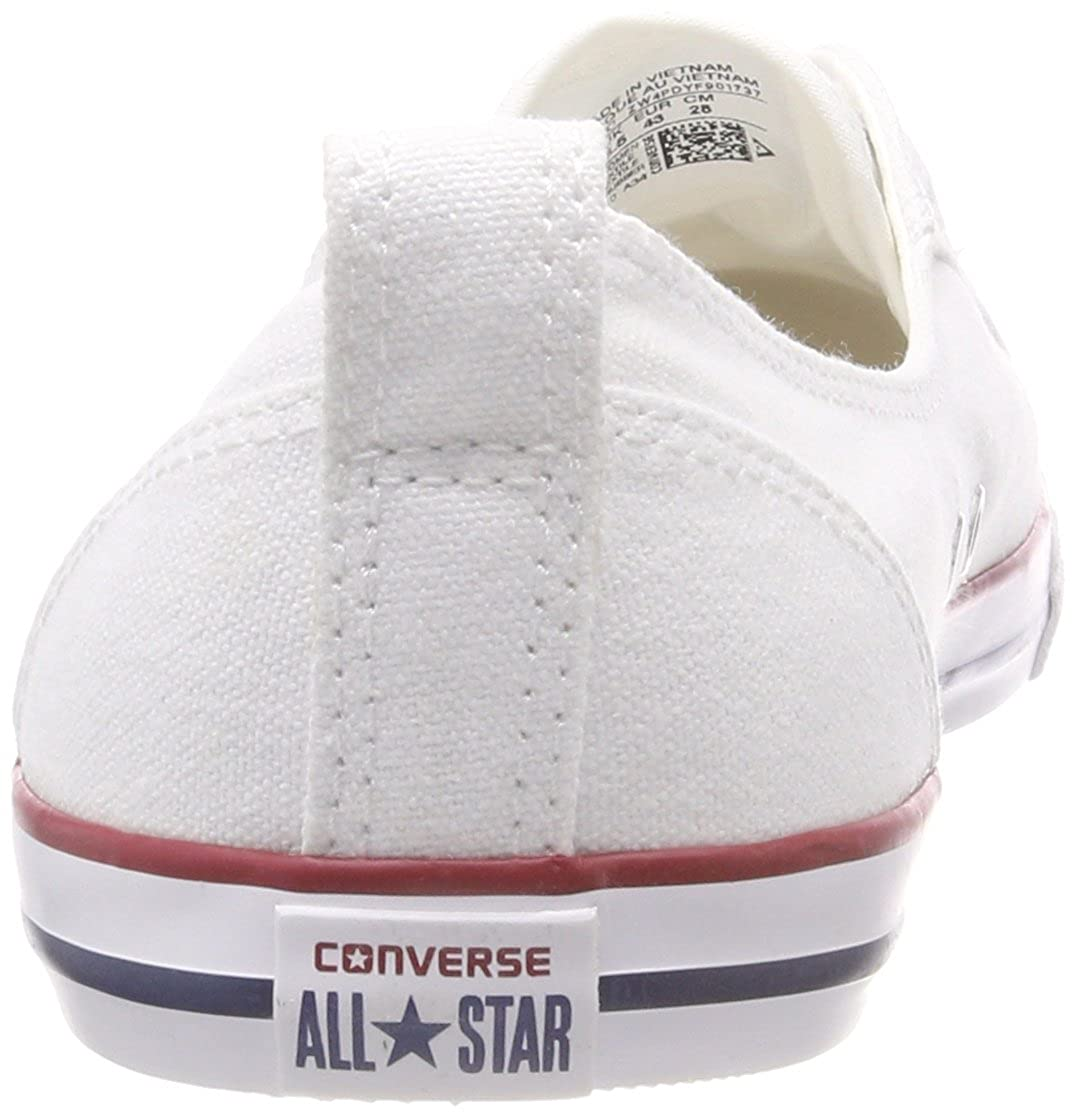 dd3f7c318ae0 Converse Women s Chuck Taylor Ballet Lace Low-Top Slippers  Amazon.co.uk   Shoes   Bags