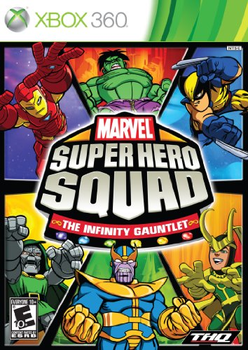 [Marvel Super Hero Squad The Infinity Gauntlet - Xbox 360] (Marvel Super Villains Costumes)