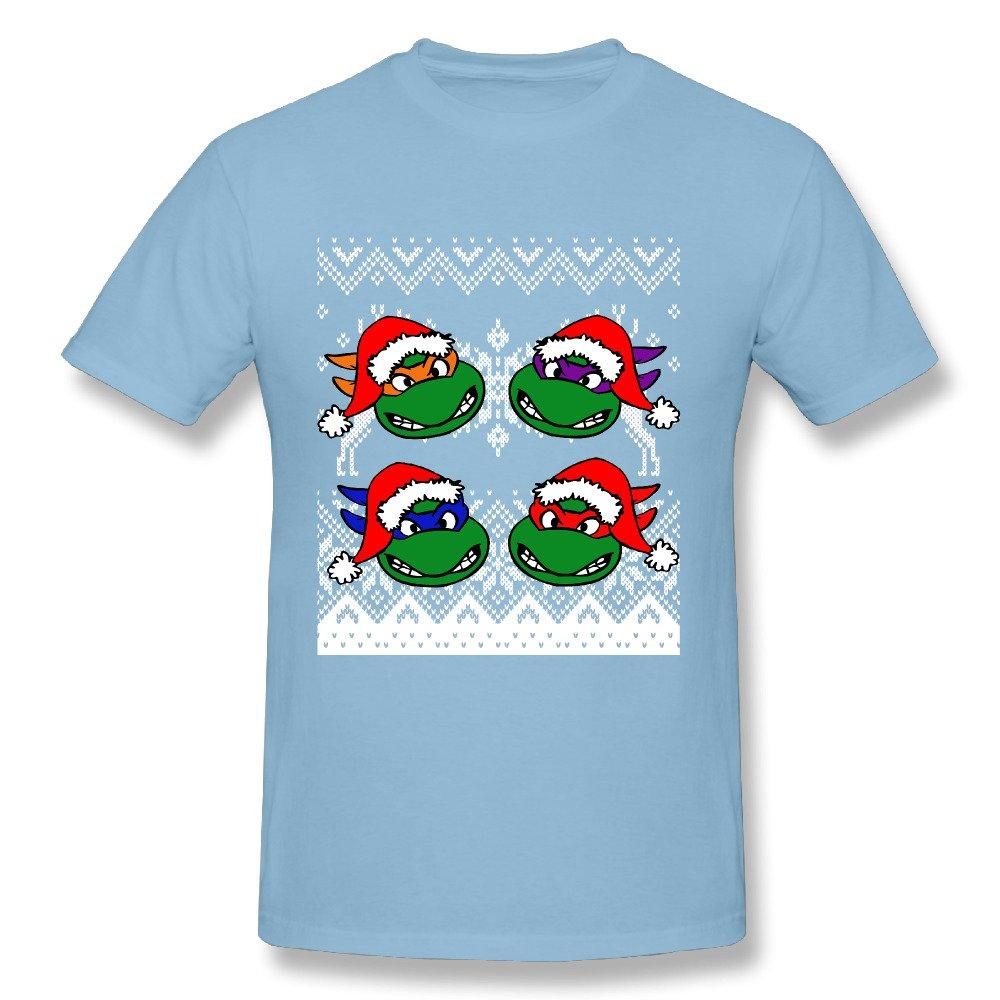 Nubia Christmas Teenage Mutant Ninja Turtles Playera clásica ...