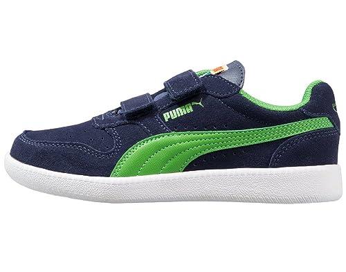PumaICRA TRAINER TABALUGA - Zapatillas - peacoat/online lime: Amazon.es: Zapatos y complementos