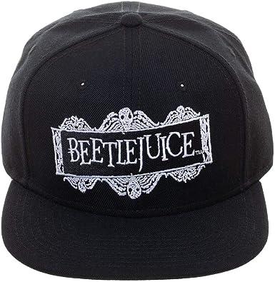 Beetlejuice - Gorro para Hombre, diseño de Tim Burton Beetlejuice ...