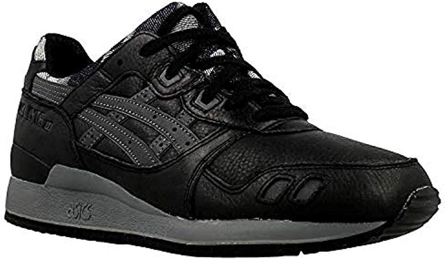ASICS Gel Lyte III Basket Mode Homme Noir 43: