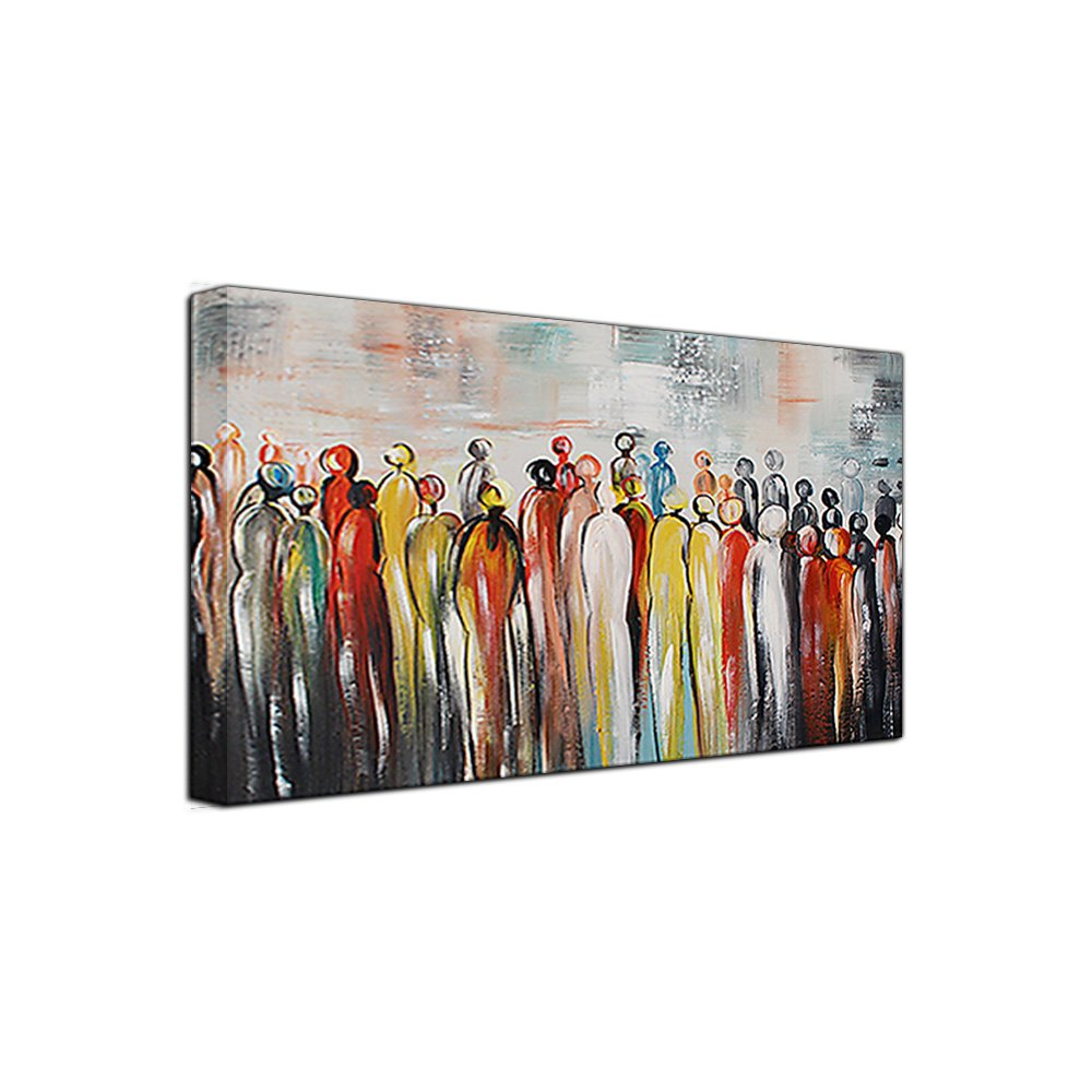 IPLST@ Moderne Wand-Kunst Leinwand Gemälde Bilder für Wohnzimmer ...
