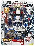 Transformers Cybertron Leader Metroplex with Drillbit
