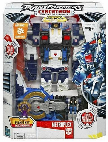 Transformers Cybertron Leader...
