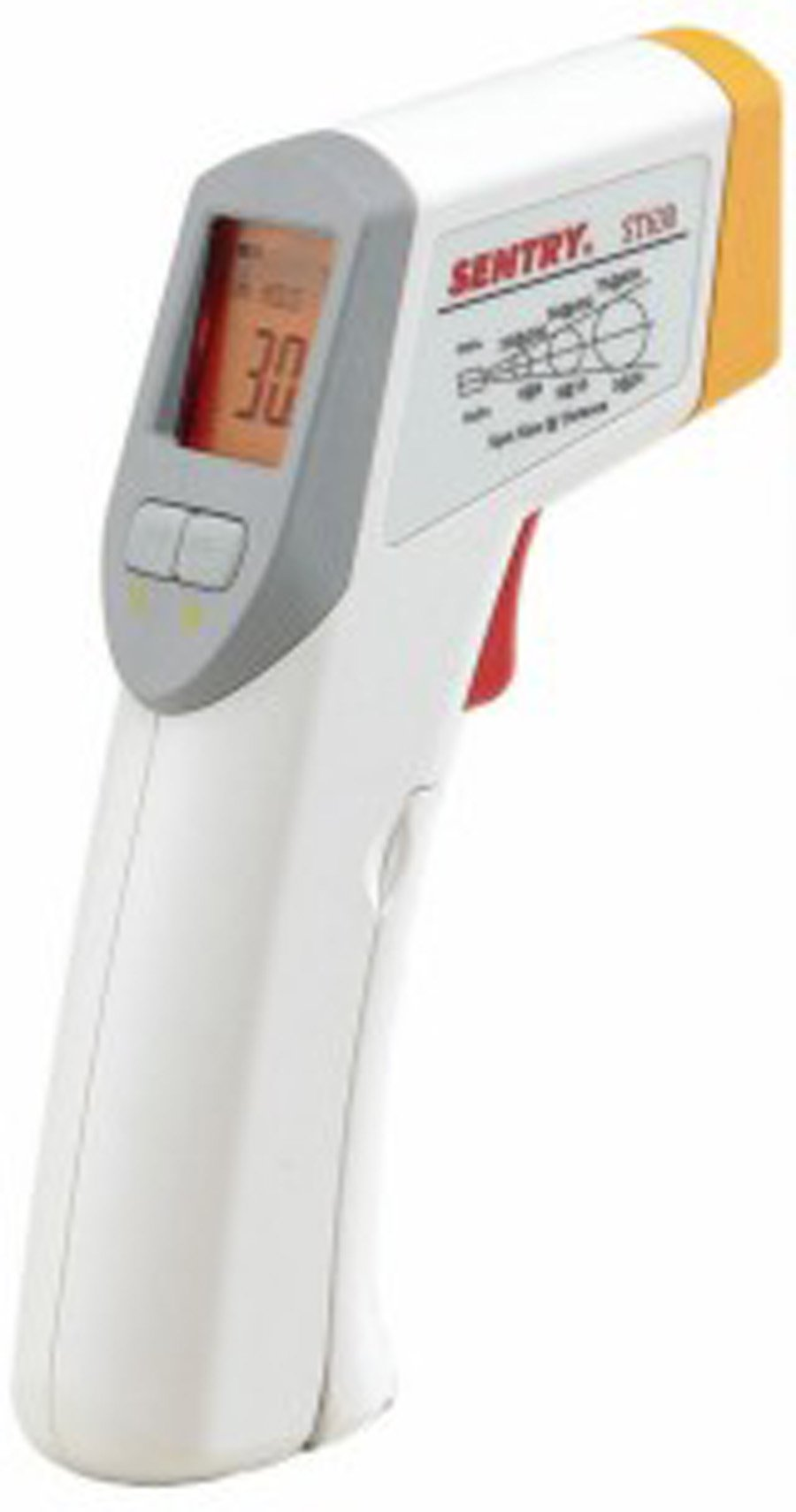 SENTRY ST-632 Econ. Infrared Thermometer -20~500°C(-4~930°F) by SENTRY