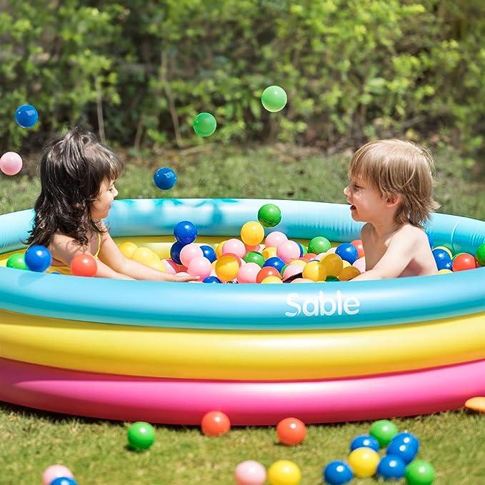 Amazon.com: Sable 099 - Piscina hinchable: Toys & Games