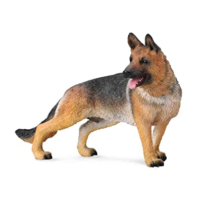 CollectA German Shepherd: Toys & Games