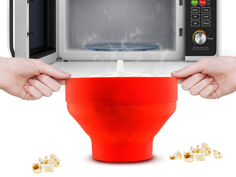 CoolGift - Palomitero para microondas: Amazon.es