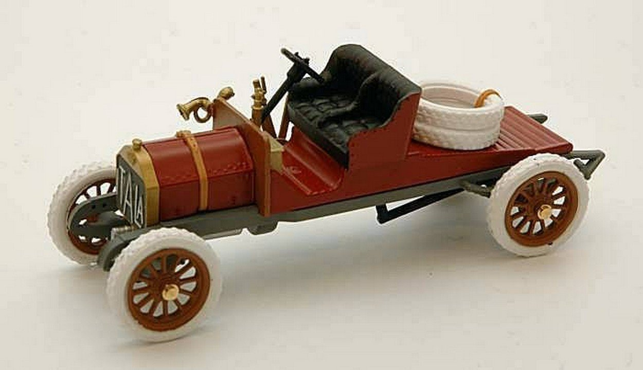Rio RI4001 Itala Gre Prix 1906 1 43 modelloLINO Die Cast modello