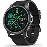 MorePro Smart Watch Blood Pressure Heart Rate Multi-DIY Touch Screen Activity Fitness Tracker with Sleep Monitor Waterproof S
