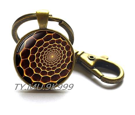 Amazon.com: Panal joyas – Miel de abeja – Insectos joyas ...