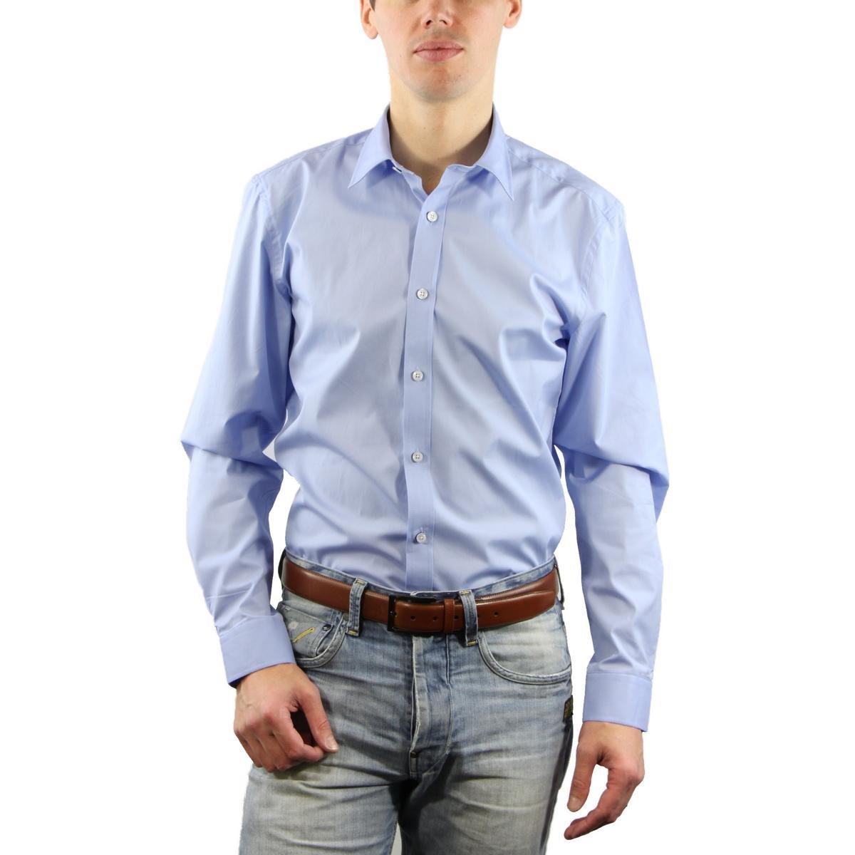 CR7 CRISTIANO RONALDO Herren Hemd CR7 Shirt Classic fit