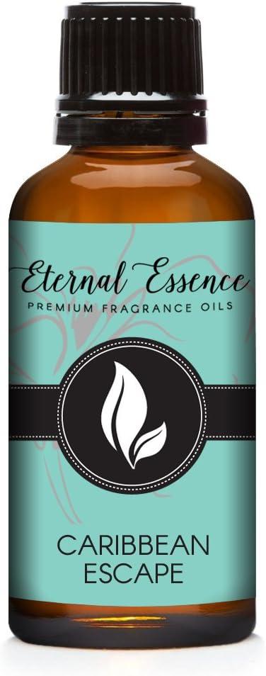 Caribbean Escape- Premium Fragrance Oil - Eternal Essence Oils (30ml)
