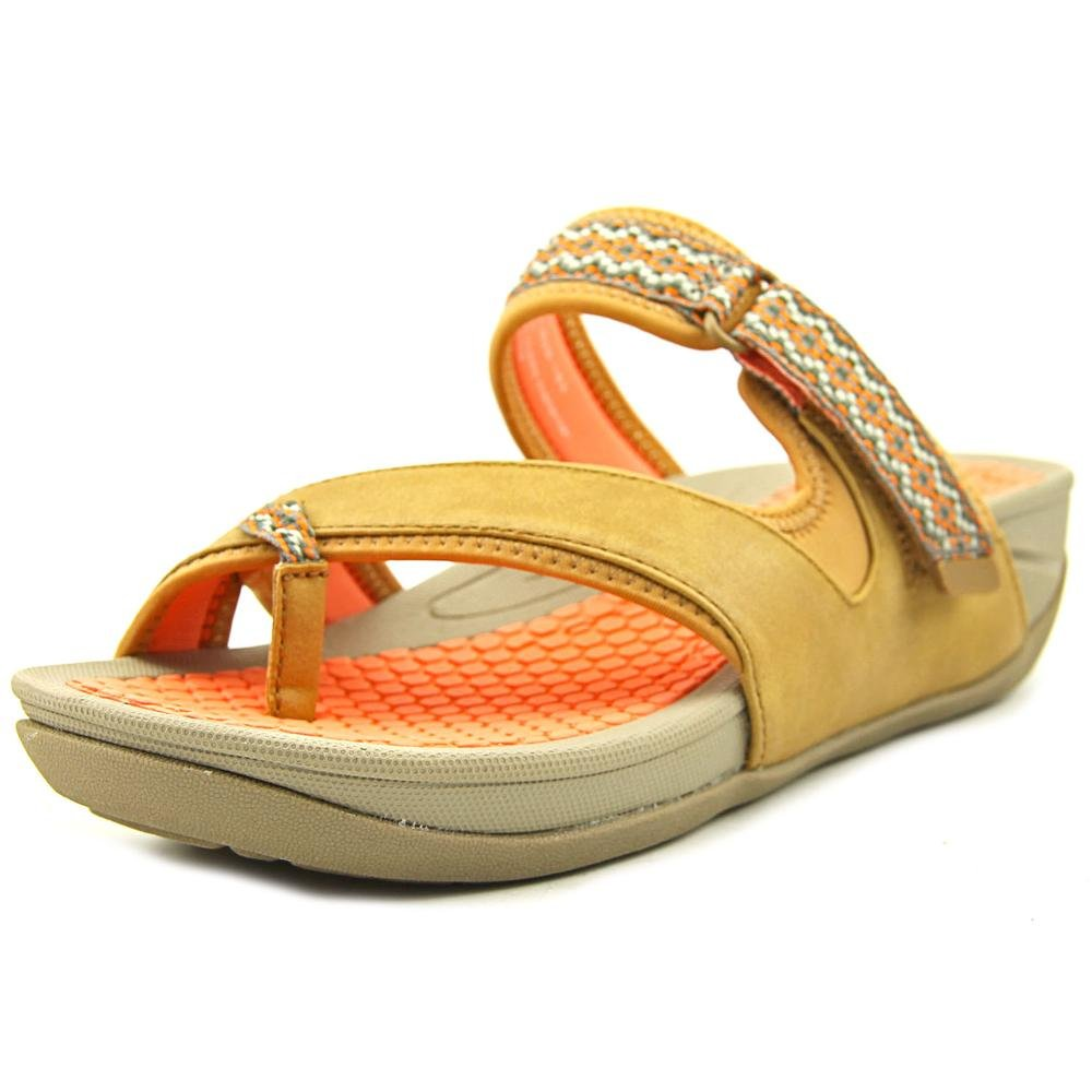 BareTraps Women's Denni Slide Sandal B01MRF0IFX 11 B(M) US|Auburn/Multi