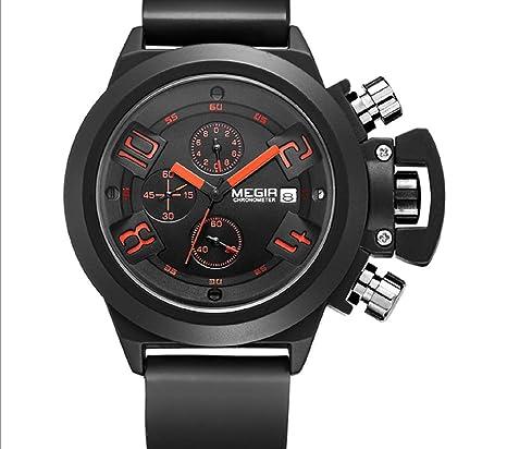 Original Watch Men Sport Quartz Men Watches Chronograph Wrist Watch Relogio Time Hour Clock Reloj Hombre