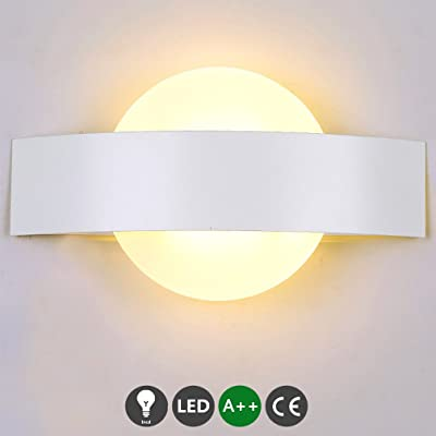 Applique Led Creative Murale Lampe Moderne Chevet De Wallspot KFl1Jc
