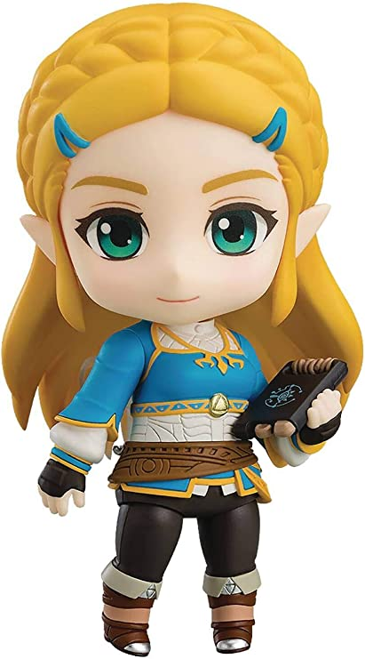 Good Smile The Legend of Zelda: Breath of The Wild Nendoroid
