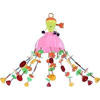 Jaynil Enterprise® Merry Go Round Joomar Rattle Sound Toy Set ( Multicolor )