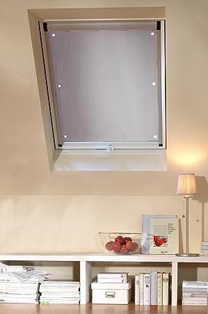 Berühmt Amazon.de: Clothink 76x93cm Thermo Sonnenschutz für Dachfenster QH79