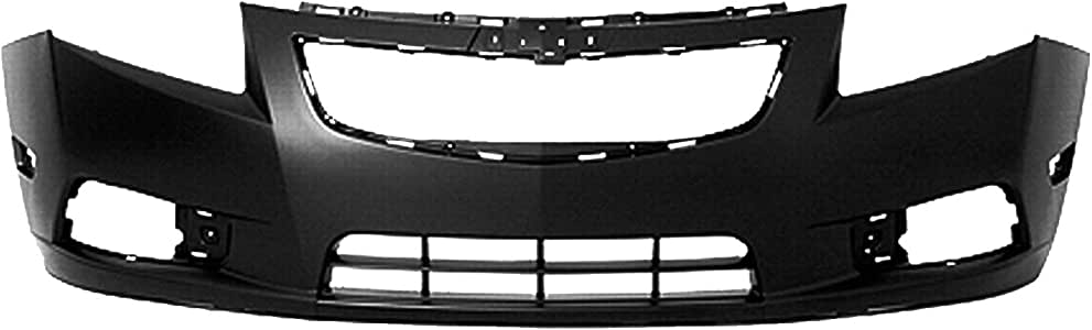 11-14 Chevy Cruze LT//LTZ RS Package Front Bumper Cover Primed GM1000925 95217521
