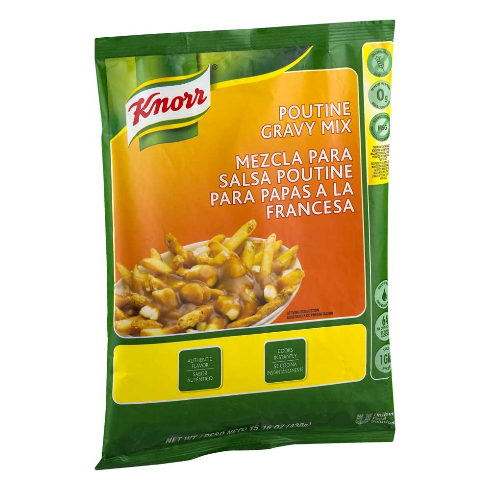 Amazon.com : Knorr Poutine Gravy.94 pound - 6 Per Case : Grocery & Gourmet Food