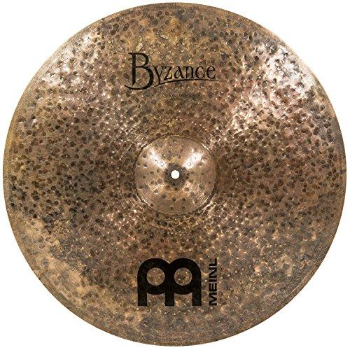 - Meinl Cymbals   B22BADAR   Byzance Jazz 22-Inch Big Apple Dark Ride Cymbal (VIDEO)