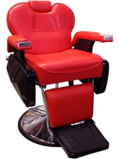 Superb TMS All Purpose Hydraulic Recline Barber Chair Salon Shampoo Beauty Spa  Equipment