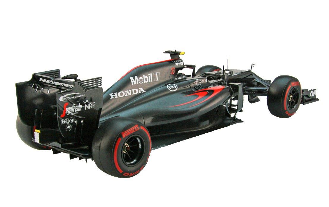 Ebbro 20020 1: 20 McLaren Honda MP4 – 31  22 2016, Vehículo