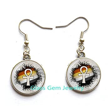 egypt the ancient earrings jewelry egyptians did egyptian dress in and clothing how