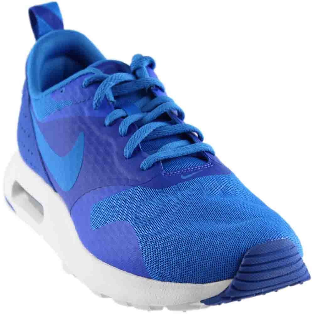 Nike Air Max TAVAS Essential 725073 Blau Blau 400 Sneaker  44 EU|Photo Blue/Photo Blue-Game Royal-White