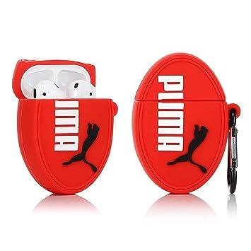LKDEPO - Carcasa de Silicona para Apple Airpods 1 y 2 ...
