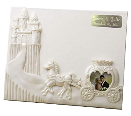 Amazon Engraved Fairytale Design Cinderella Themed Wedding