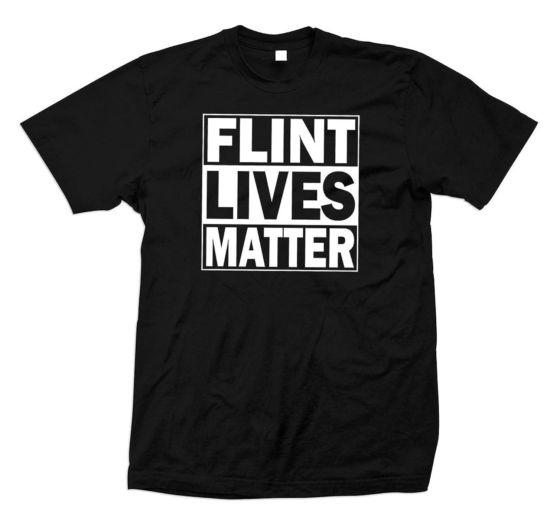 Flint Lives Matter T-shirt Michigan