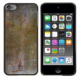 - Stone Pattern Stonehenge Minimalist/ Duro Snap en el tel??fono celular de la cubierta - Cao - For Apple iPod Touch 6 6th Generation
