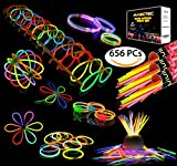 300 Glowsticks, Sunlitec 300 Pcs 8