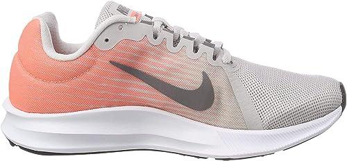Nike WMNS Downshifter 8, Chaussures de Running Compétition Femme