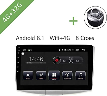Car Multimedia Player 1 Din Android 8 1 Auto Dvd Per Vw