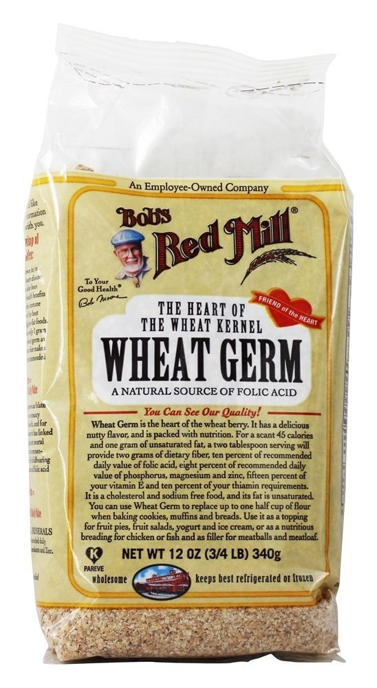 Amazon.com : Bob's Red Mill Wheat Bran, 20 oz : Wheat