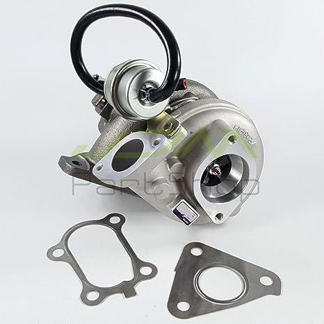 GT1752Â Turbo turbina del turbocompresor para PATROL 2.8td 129hp rd28ti Y61Â Turbo turbina del turbocompresor