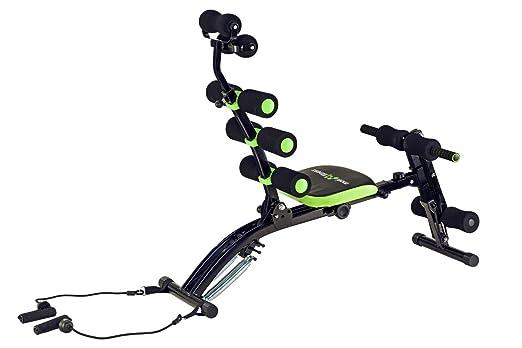 2 opinioni per Movi Fitness Trainer MF547 Panca multifunzione per Addominali