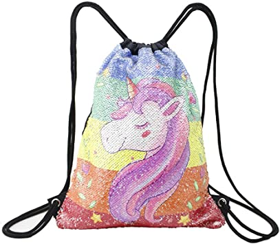 Official My Little Pony Reversible Backpack School Bag 2 in 1