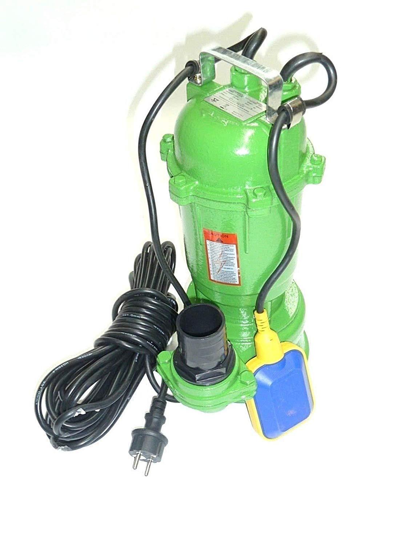 """C-Schlauch//Pumpe 550 Watt Schmutzwasserpumpe//Fäkalienpumpe//2/"""" Storz C-Kupplung"""