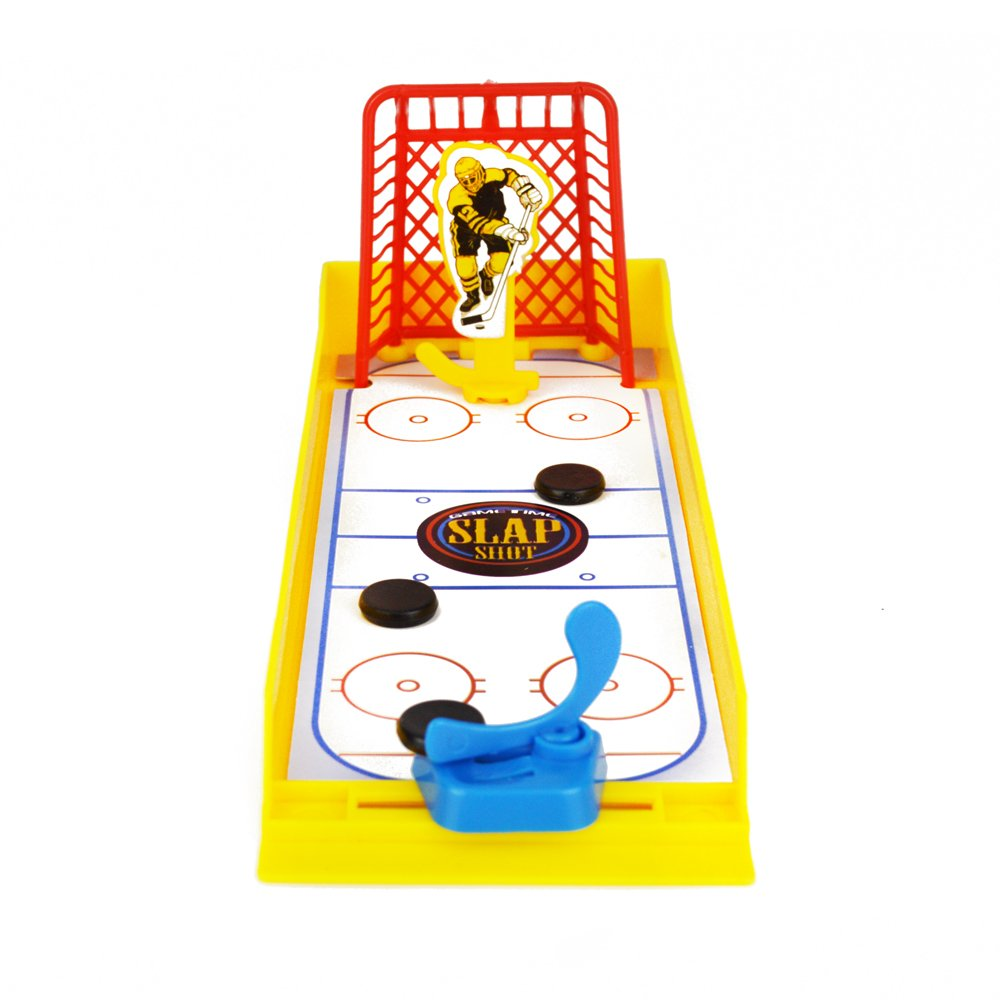 Desktop Mini Hockey Sets Toys , Funny Finger Sports Toy Hockey Shooting Game For Toddlers Kids