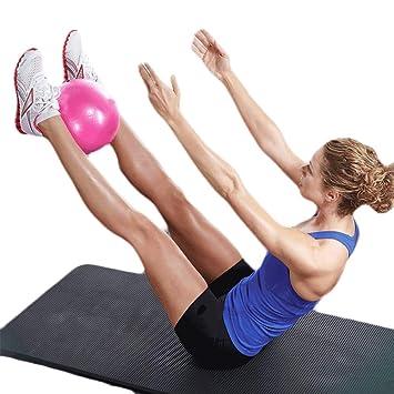 Amazon.com: Mini Yoga Pilates Ball 10 Inch for Stability ...