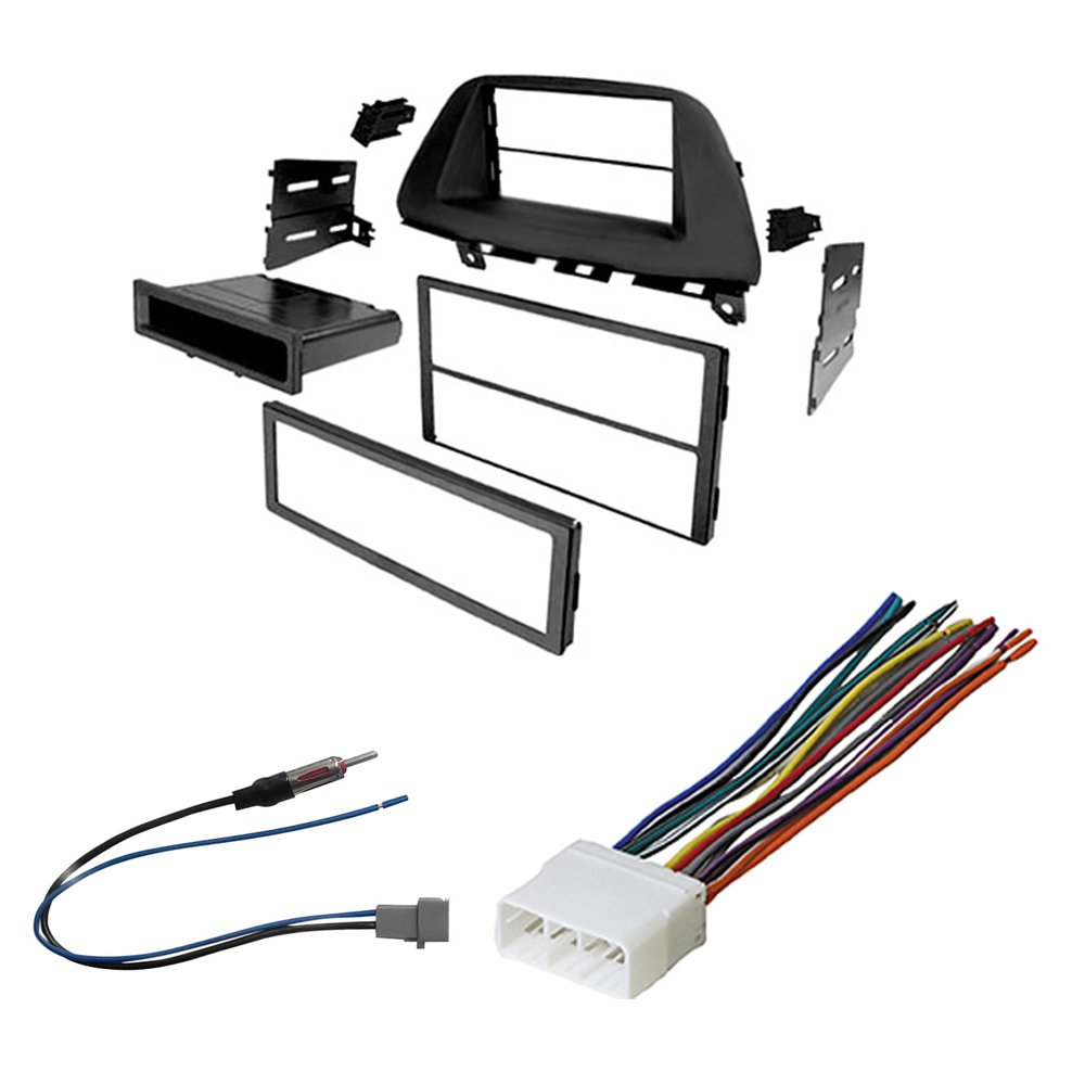 Amazon.com: Honda Odyssey 2005 2006 2007 CAR Stereo Radio CD Player  Receiver Install MOUNTING KIT Wire Harness Radio Antenna: Car Electronics