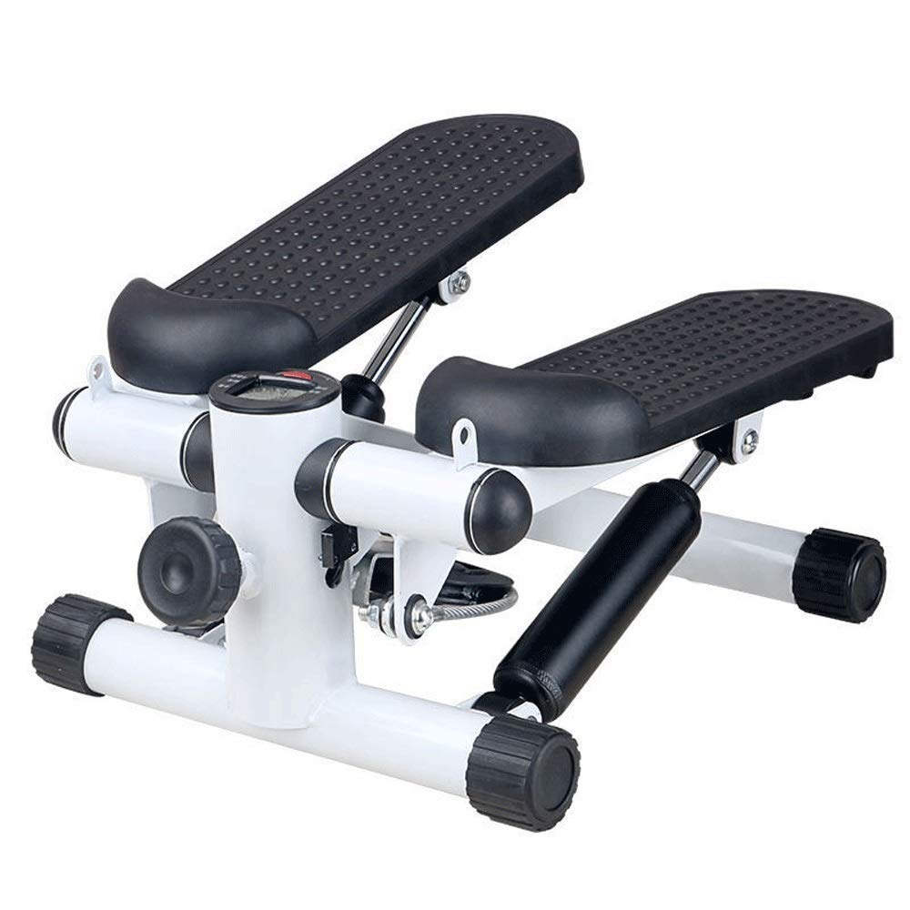 Tabuji Steppers,Aerobic Fitness Exercise Machine,Mini Stepper Adjustable Air Stepper Twist Stepper with Hydraulic Resistance Fitness Exercise Machine