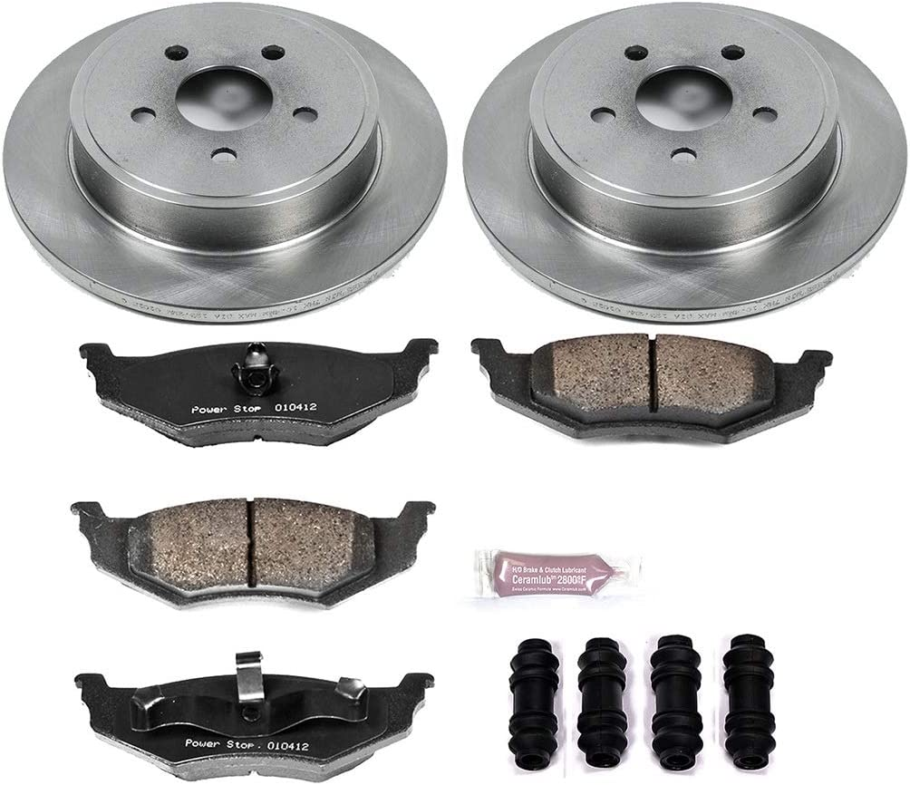 1-Click OE Replacement Brake Kit Autospecialty KOE1709