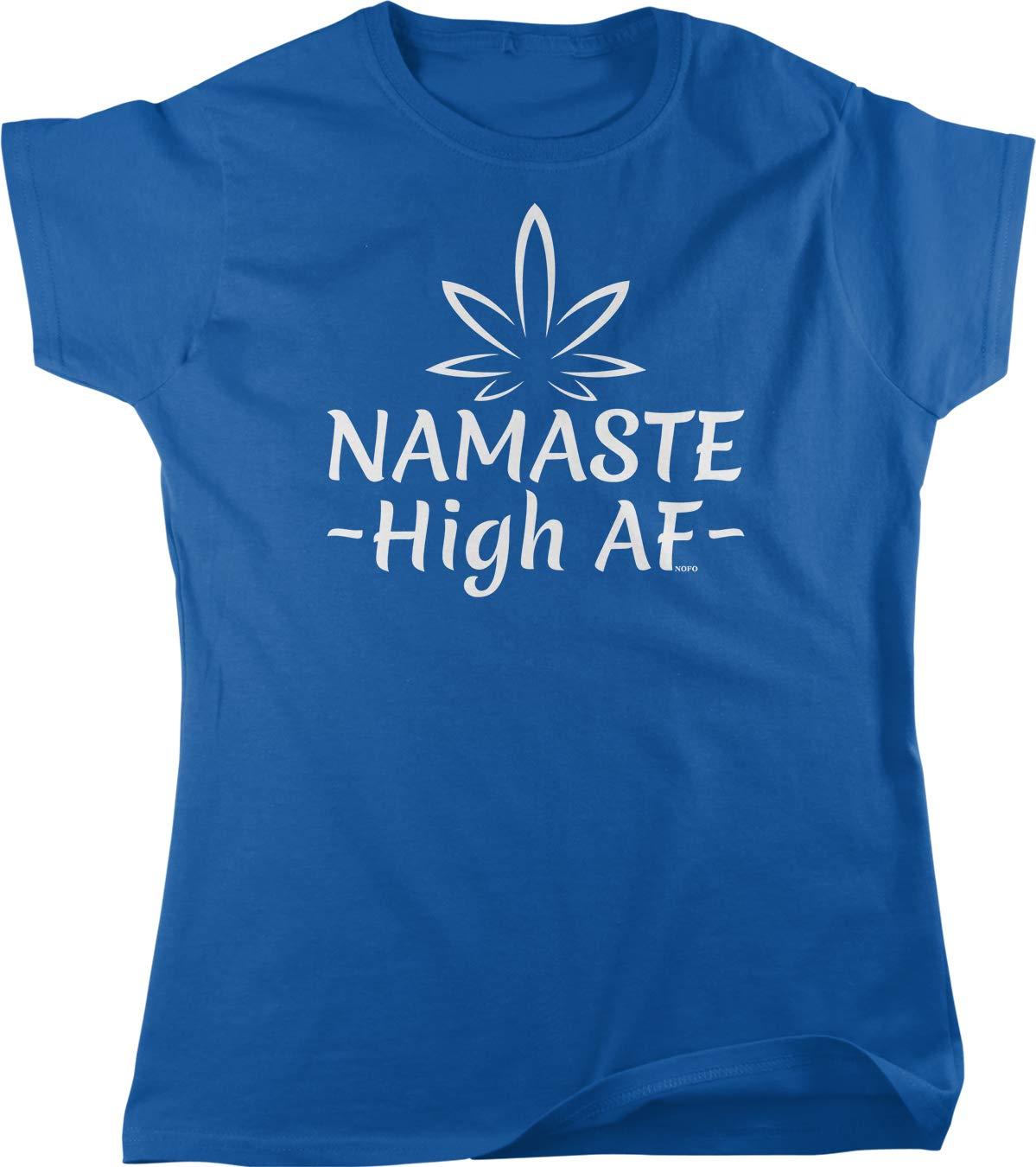 Namaste High Af Tshirt