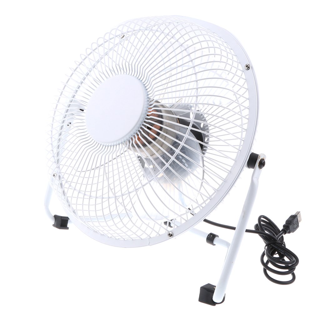 Traveling Camping Fan FYLINA Mini Fan Table Desk Fan With USB Cable Portable Cooling Fan For Baby Stroller
